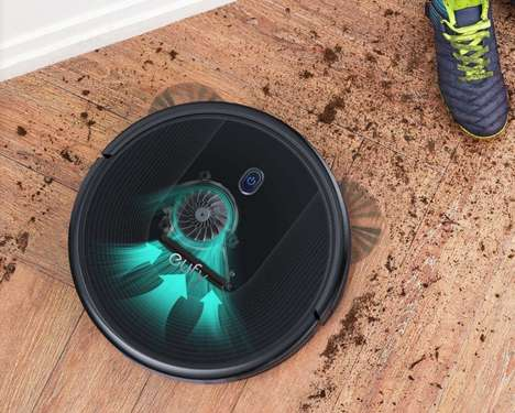 Low-Cost Robotic Vacuums