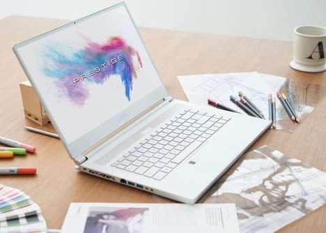 Mobile Creativity Laptops