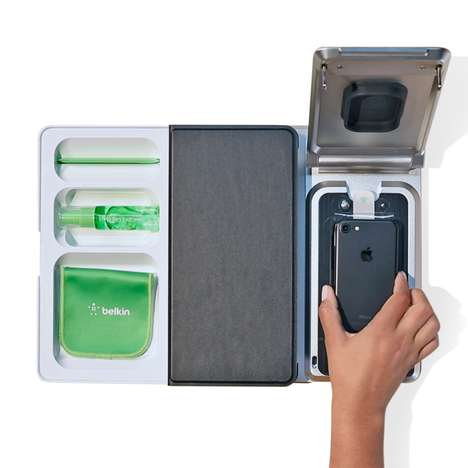 Screen Protector Machines
