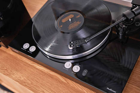 WiFi Streaming Turntables