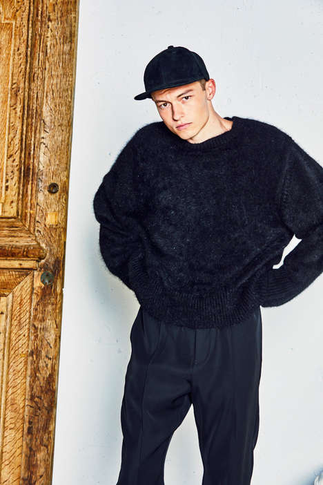 Painter-Inspired Textural Apparel