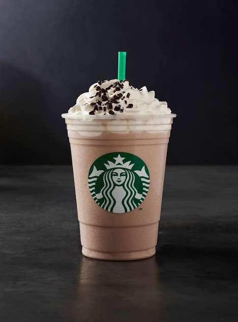 Reduced Sugar Frappuccinos
