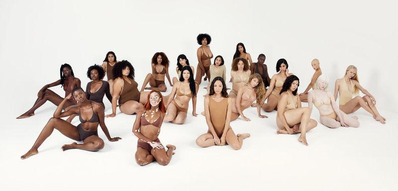Inclusive Skin Tone Campaigns
