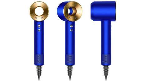 Luxe Gilded Hairdryers