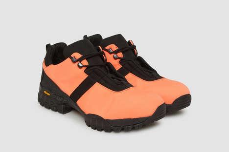 Vibrant Vibram Hiking Boots