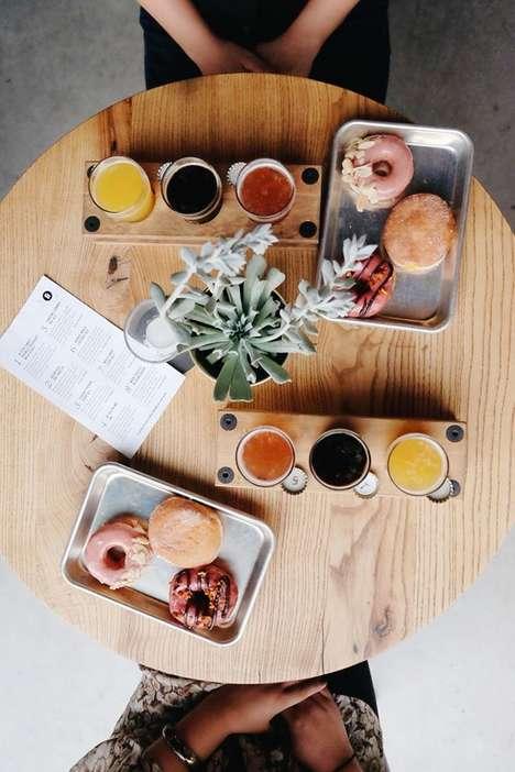 Craft Beer Donut Pairings