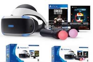 Mainstream VR Console Bundles