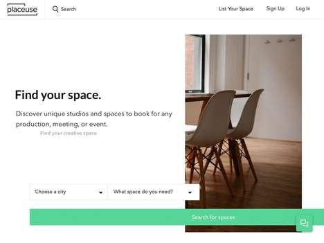 Studio Space Rental Marketplaces