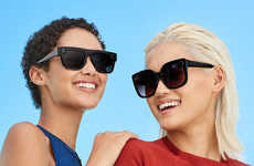 Fashionable Social Sunglasses