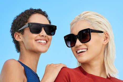 Fashionable Social Sunglasses