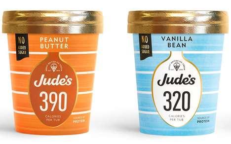 Calorie-Conscious Ice Creams