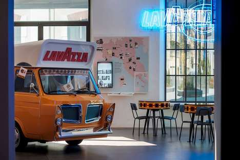 The Massive New Lavazza Museum is Now Open in Turin, Italy