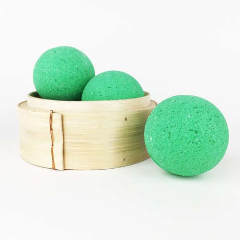 Anxiety-Reducing CBD Bath Bombs - ANTIDOTE CBD Bath Bombs Soothe Anxiety and Migraines