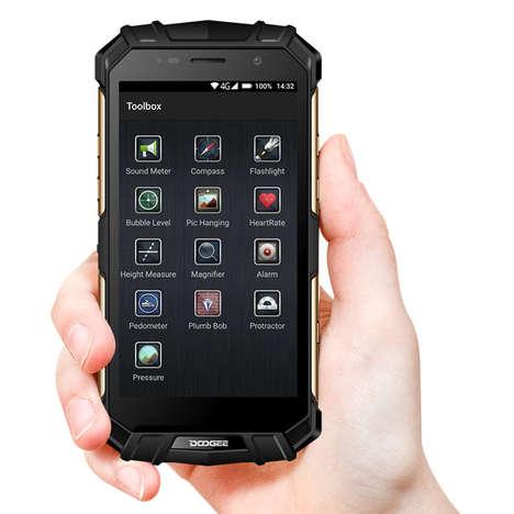 Durable DIYer Smartphones