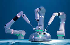 Incision-Free Surgery Solutions - The Versius Surgical Robotic System Seamlessly Supports Surgeons
