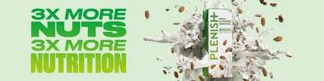 Nut-Based Nutritious Milks