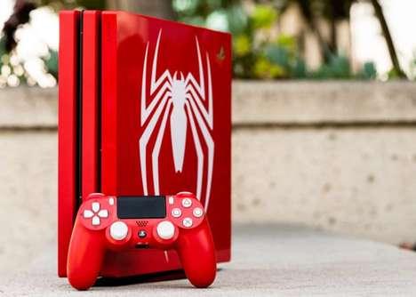 Superhero Gaming Consoles