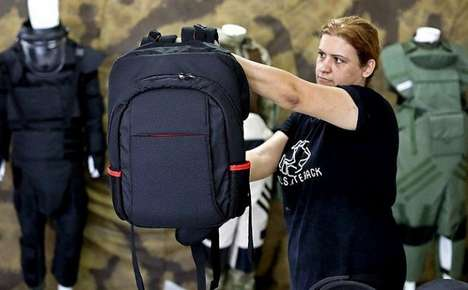 Protective Bulletproof Backpacks