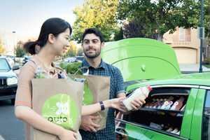 Autonomous Grocery Delivery Cars