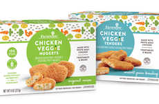 Veggie-Packed Chicken Nuggets