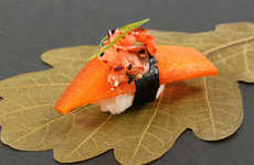 Plant-Based Sushi Substitutes - Ocean Hugger Foods is Developing Veggie-Based Fish Alternatives