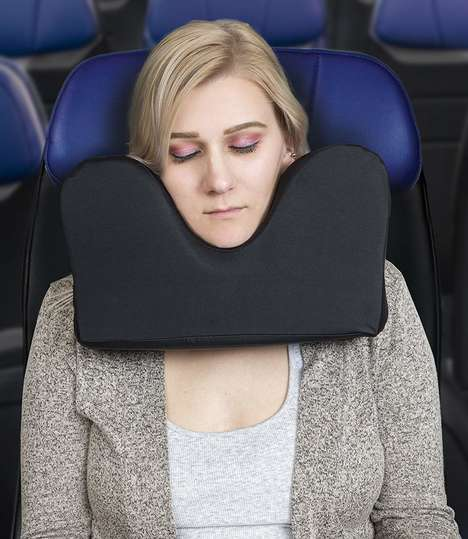 Total Support Travel Cushions