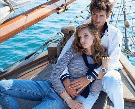Luxury Ocean Plastic Timepieces