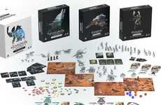 Video Game-Inspired Board Games - The Horizon Zero Dawn Board Game Immerses Players in Detail