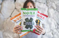 Crispy Seaweed-Based Snacks