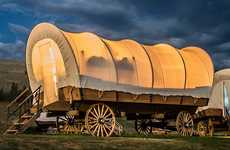Settler-Themed Glamping Experiences
