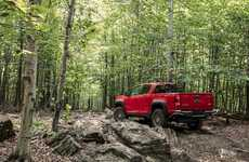 Aggressive Off-Road SUVs - The 'Colorado ZR2 Bison' is Inspired By Colorado's Rugged Wildlife
