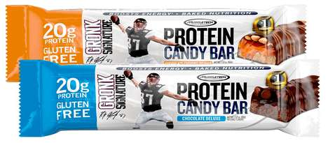 High-Protein Candy Bars