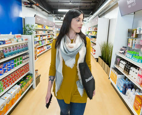 Trend maing image: Cashierless AI Stores