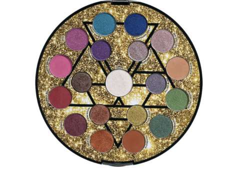 Seasonal Astrology-Themed Eye Palettes