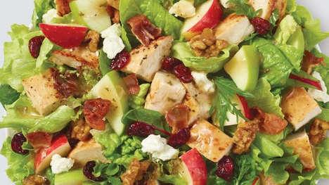 Autumnal QSR Salads