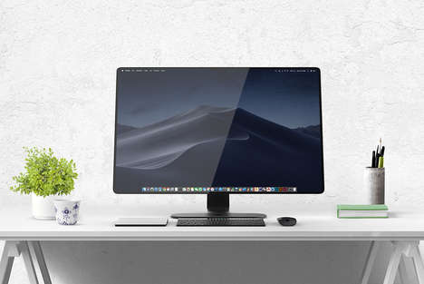 Wireless Charging Desktops