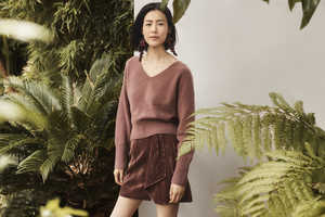 Recycled Autumnal Apparel