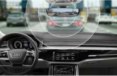 In-Car Toll Road Sensors - The Integrated Toll Module Lets Drivers Focus on the Road