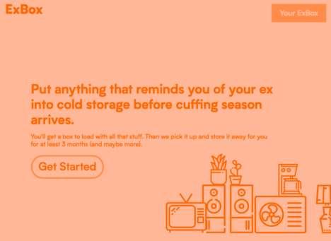 Breakup-Specific Storage Solutions