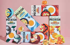 "Egg-Centric Snack Brands - Peckish Shares ""Peck Packs"" with Organic, Fully Cooked Free-Range Eggs"