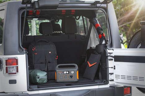 Wilderness Adventurer Battery Packs