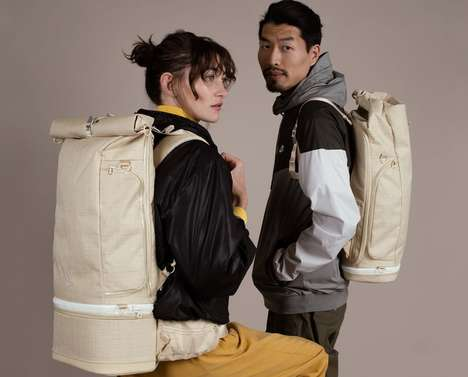 Sustainable Transforming Travel Packs