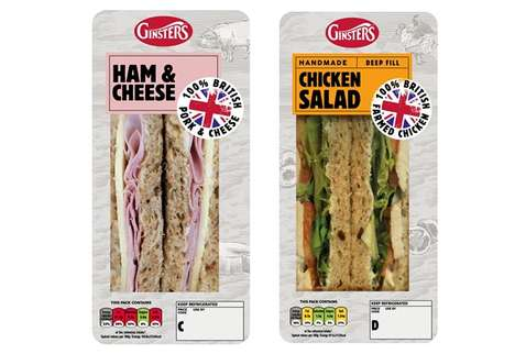 Premium British Sandwich Lines