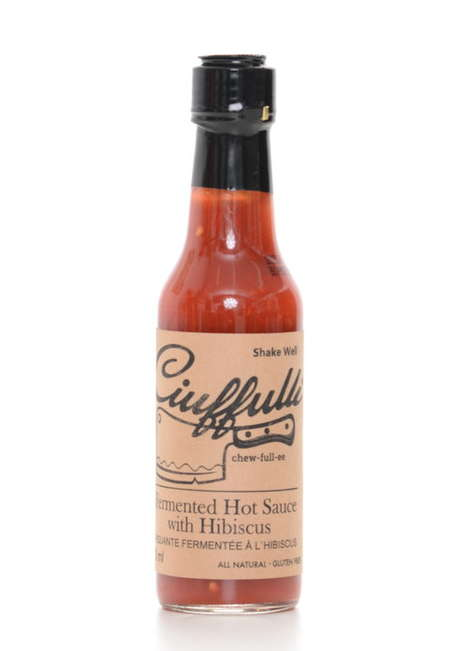 Fermented Hibiscus Hot Sauces