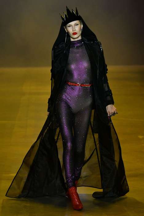 Villainous Disney Fashion - The Disney Villains x The Blonds Range Takes After Iconic Characters