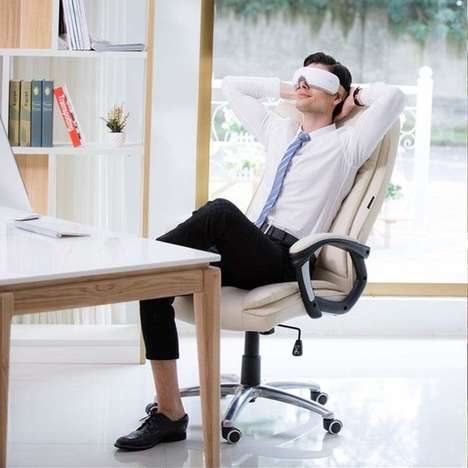 Eye Strain Compression Masks