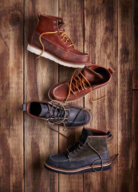Durable Weekend Warrior Boots