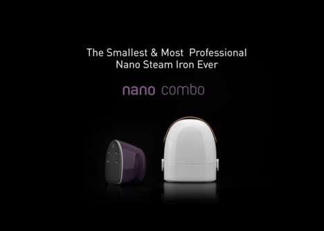 Mini Nano Steam Irons