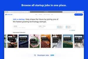 Startup-Only Job Platforms