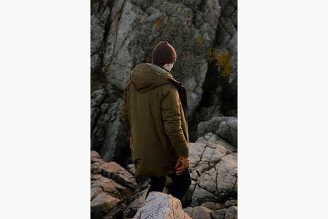 Scandinavian Highlands-Inspired Menswear
